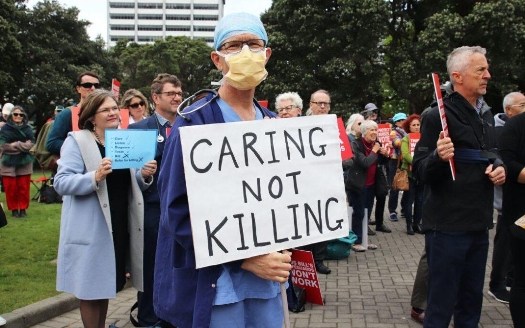 Nuova Zelanda, verso una legge pro eutanasia