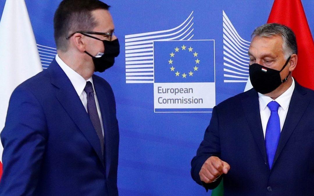 Recovery fund: riconosciute (in parte) le ragioni di Ungheria e Polonia