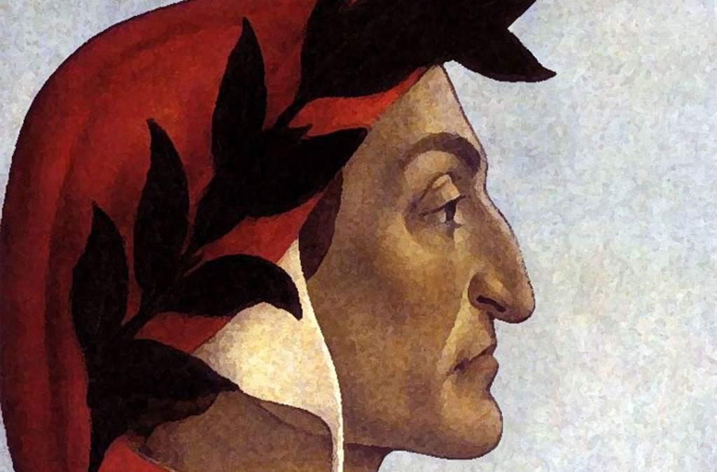 Profilo di Dante Alighieri