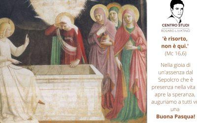 """""""Picciotti, che cosa vi ho fatto?"""" La Via Crucis di Rosario Livatino"""