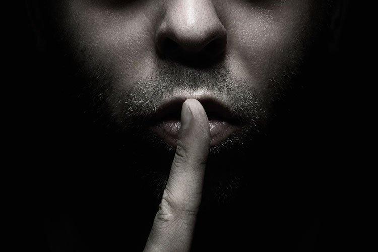 Silenzio nel politicamente corretto