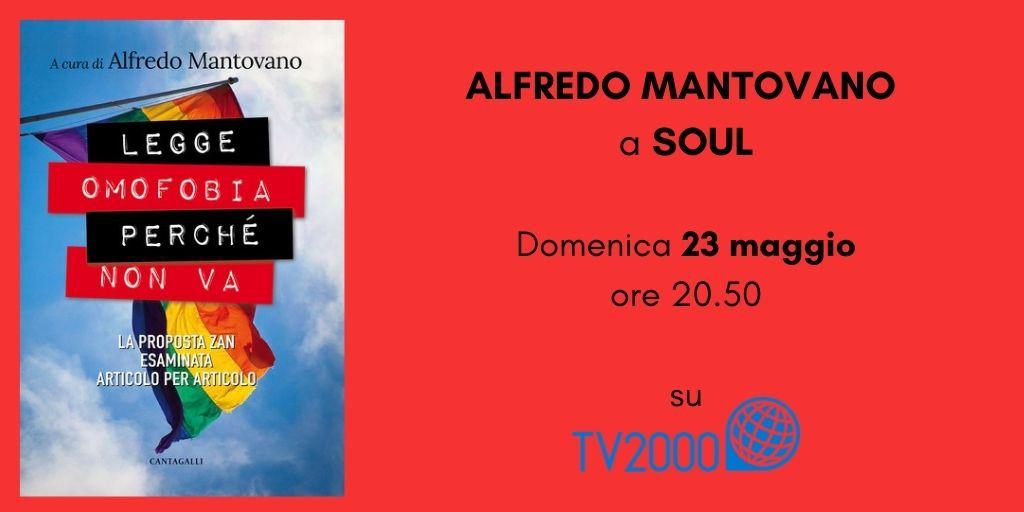 Alfredo Mantovano a Soul