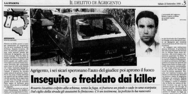 Chi era davvero il giudice Rosario Livatino: l'intervista