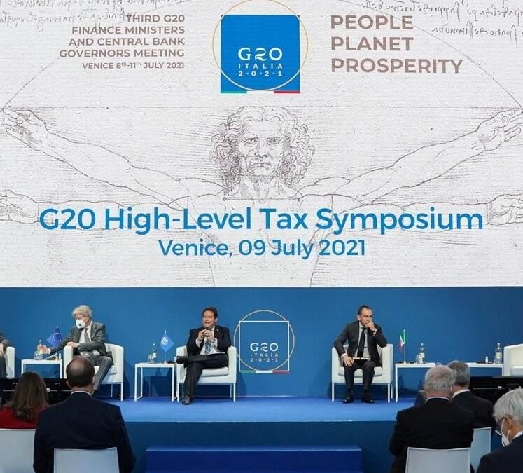 Global minimum tax-1: tassazione senza rappresentanza?