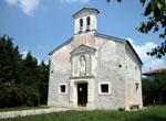 La chiesetta di Sant'Antonio Abate a Versuta