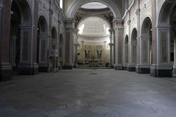 Basilica di San Giovanni Maggiore. Napoli