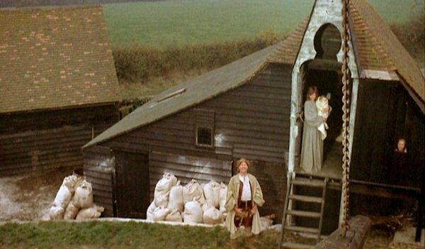 Il mugnaio e la sua famiglia, fotogramma dal film
