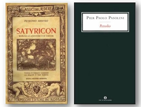 """""""Satyricon-Petrolio"""""""