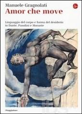 """""""Amor che move"""" di Emanuele Gragnolati- Copertina"""