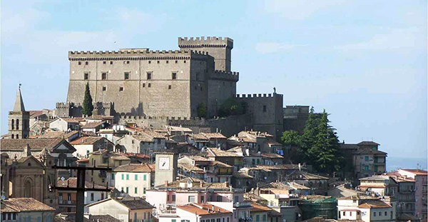 Castello Orsini di Soriano nel Cimino