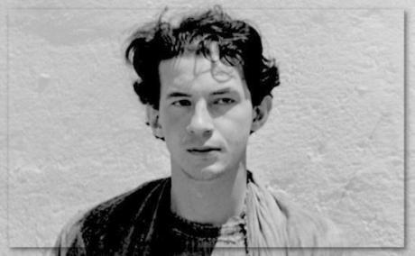 """Giorgio Agamben nel ruolo dell'Apostolo Filippo nel """"Vangelo"""" di Pasolini (1964)"""