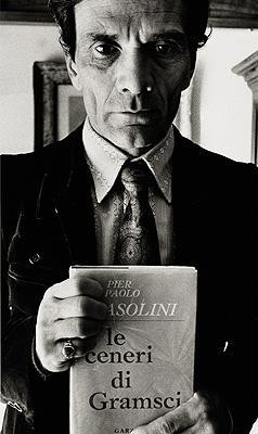 Pasolini. Foto di Sandro Becchetti