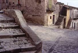 L'antico borgo 'U Cuozzu a Giarratana
