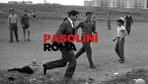 Pasolini Roma - Manifesto