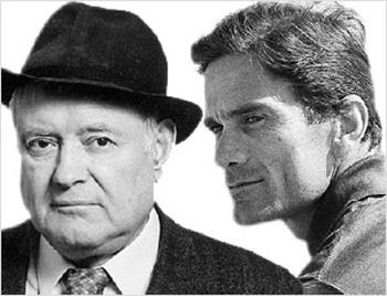 Paolo Volponi e Pasolini
