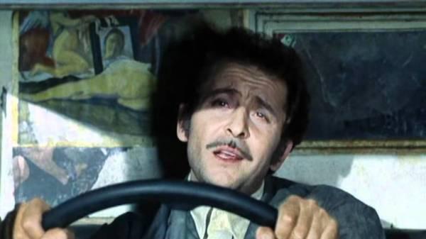 """Domenico Modugno in """"Che cosa sono le nuvole?"""""""