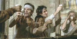 """Pasolini """"allievo di Giotto"""" in """"Decameron"""" (1971)"""