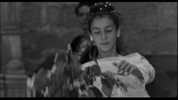 """Fotogramma tratto da """"Il Vangelo secondo Matteo"""" di Pasolini (1964)"""