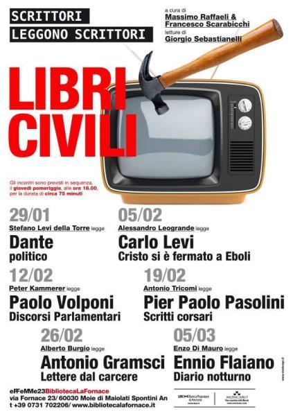 """""""Libri civili"""". Manifesto"""