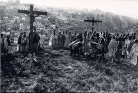 """""""IL Vangelo secondo Matteo"""" (1964) di Pier Paolo Pasolini"""