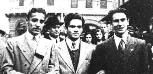 Pier Paolo Pasolini a Bologna (1937)