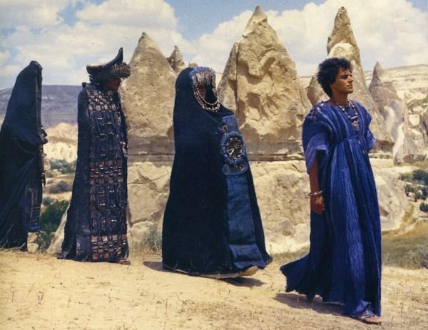 """""""Medea"""" (1969) di Pasolini. Un'immagine"""