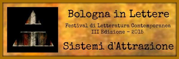 """""""Bologna in lettere"""". Manifesto"""