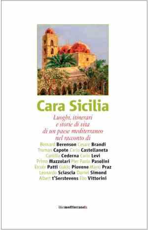 """Cara Sicilia"". Copertina"