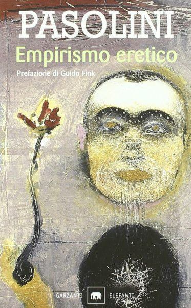 """Empirismo eretico"" (1972). Copertina"