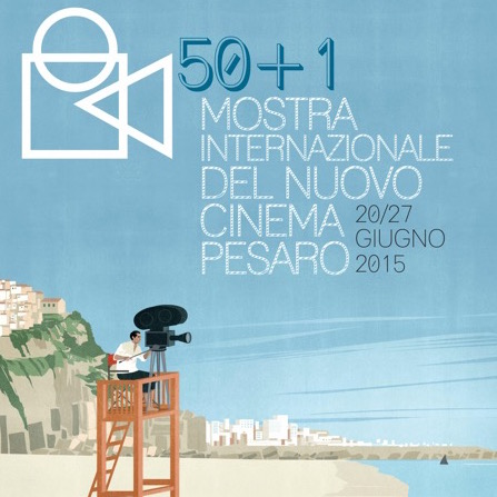51.ma Mostra del Nuovo Cinema di Pesaro. Manifesto