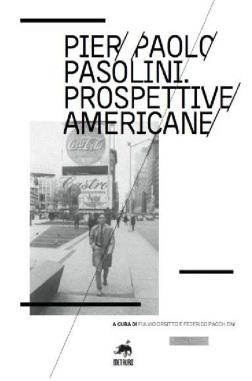 """""""Pier Paolo Pasolini. Prospettive americane"""" (Metauro ed. 2015). Copertina"""