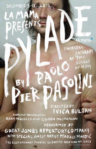 """Pylade"". Locandina."