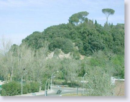 Collina di Villa Glori