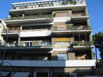 La casa di Pasolini a via Carini a Monteverde