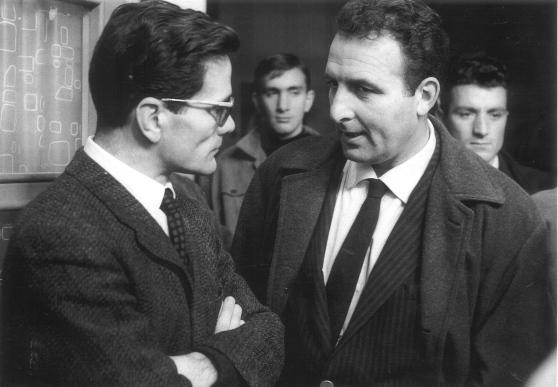 Pasolini e Manolo Bolognini
