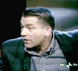 Pino Pelosi durante la trasmissione di Franca Leosini (7 maggio 2005)