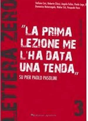 """Lettera Zero"" n.3. Copertina"