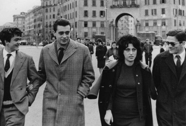 """Carlo Di Carlo, Anna Magnani e Pasolini ai tempi di """"Mamma Roma"""""""