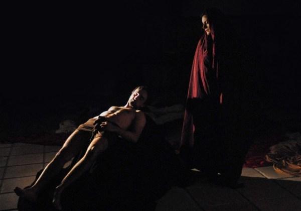 """per una Rosa"" di Teatri 35. Un quadro"