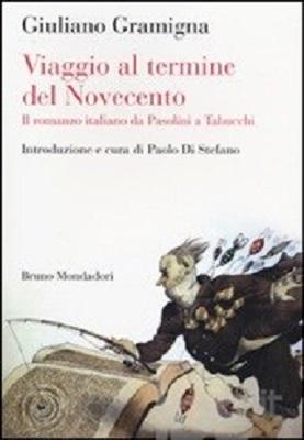 """""""Viaggio al termine del Novecento"""" di Giuliano Gramigna. Copertina"""