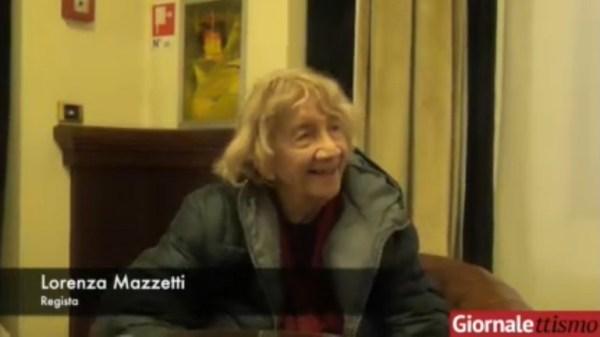 Lorenza Mazzetti al Torino Film Festival (2015)
