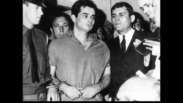 Alekos Panagulis al momentodell'arresto