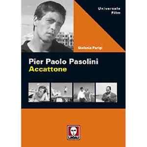 """""""Pier Paolo Pasolini. Accattone"""" di Stefania Parigi. Copertina"""
