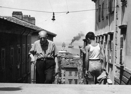 Umberto Saba a Trieste
