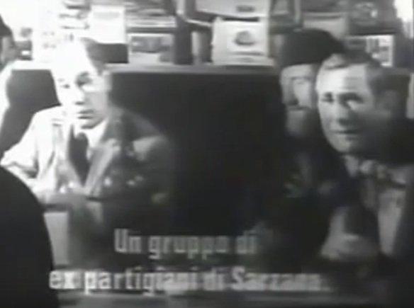 """""""12 dicembre"""". Lo spezzone girato a Sarzana"""