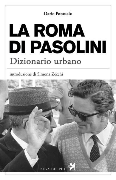 """""""La Roma di Pasolini"""" di Dario Pontuale. Copertina"""