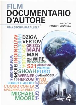 """Film Documentario d'autore"" di Maurizio. Copertina"