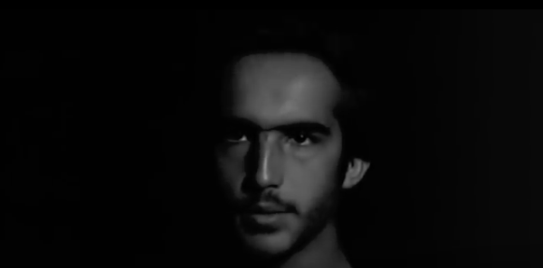 "Enrique Irazoqui nel ""Vangelo secondo Matteo"""