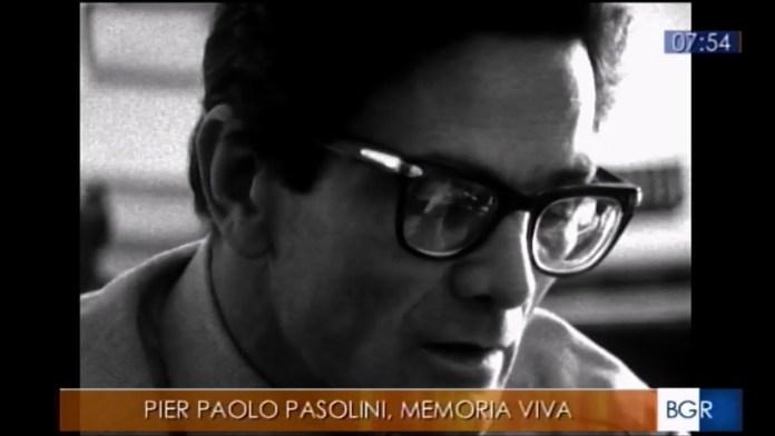 TGR RAI FVG – 45° ann. morte Pasolini / Intervista a Flavia Leonarduzzi