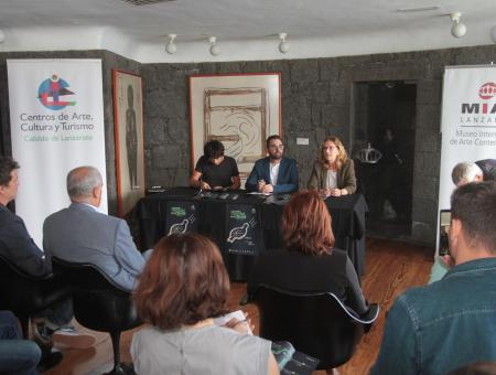 IX Encuentro Bienal ArteLanzarote